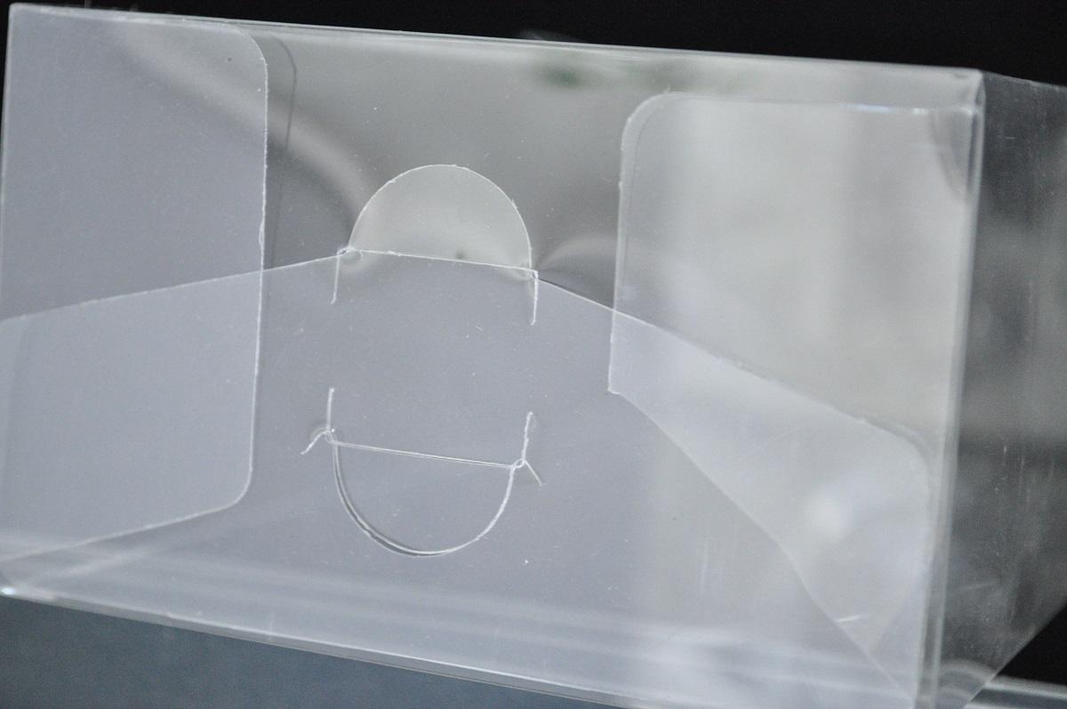 PVC透明胶盒